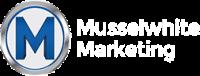 Musselwhite Marketing Logo White