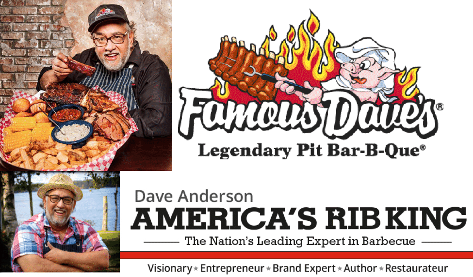Musselwhite Marketing - Famous Dave Anderson