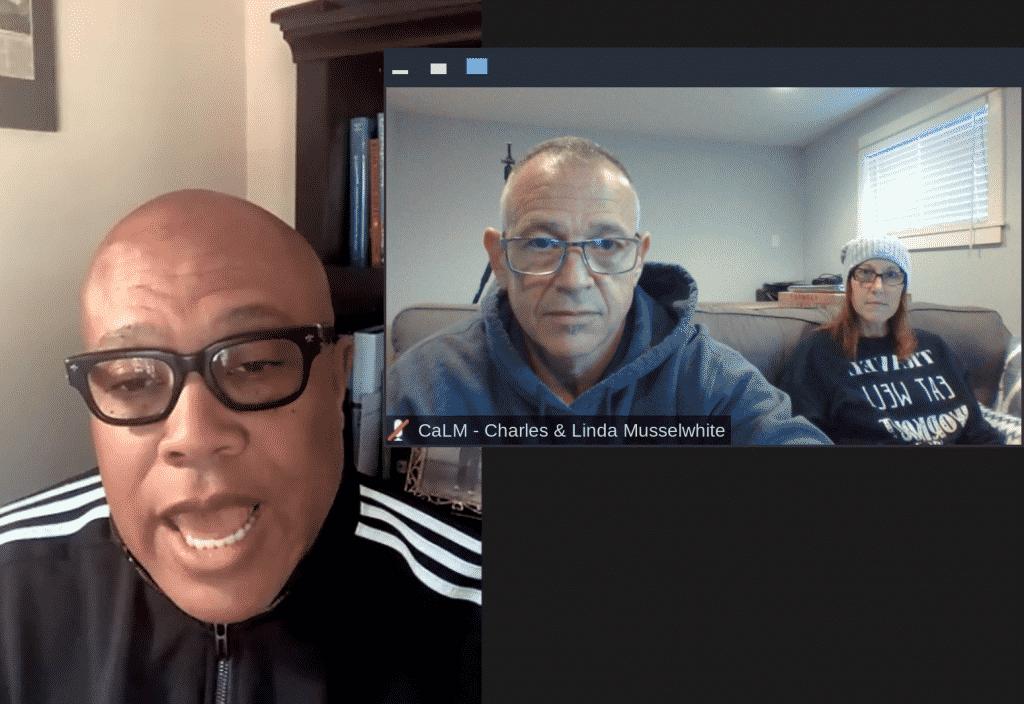 Musselwhite Marketing - James Malinchak's coaching call with Chef Jeff